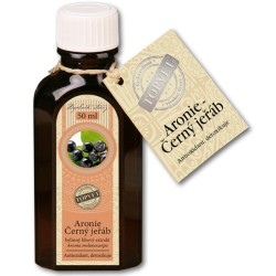 Black chokeberry tincture - 50 ml