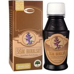 Šišiak bajkalský extrakt z koreňa - tinktúra - 100 ml