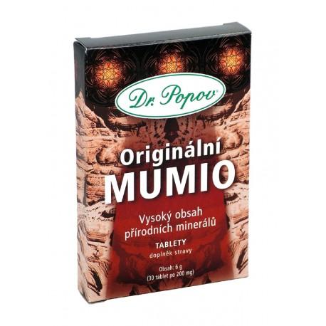 Mumio čisté - 30 tablet