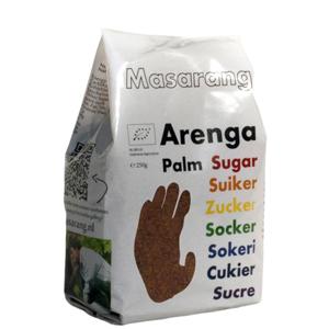 ARENGA palmový cukor BIO - 250g
