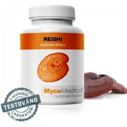 Reishi (Lesklokorka lesklá) extrakt z houby - 90 kapslí