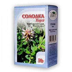 Liquorice (Glycyrrhiza glabra)