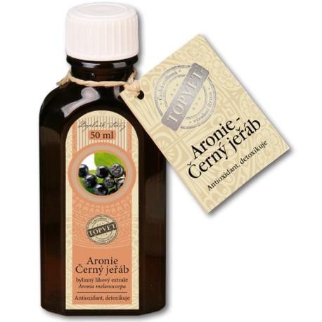 Schwarze Apfelbeere Tinktur - 50 ml