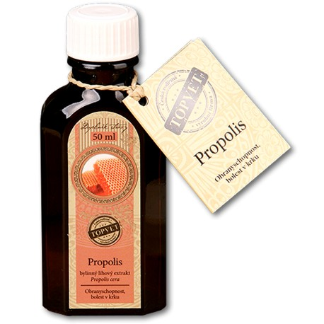 Propolis (bee glue) tincture - 50 ml