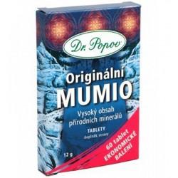 Mumijo (auch Shilajit) - 60 Tabletten