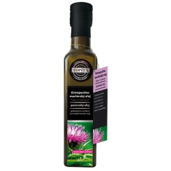 Ostropest plamisty olej - 250 ml