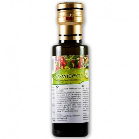 Amaranth (Amaranthus caudatus)