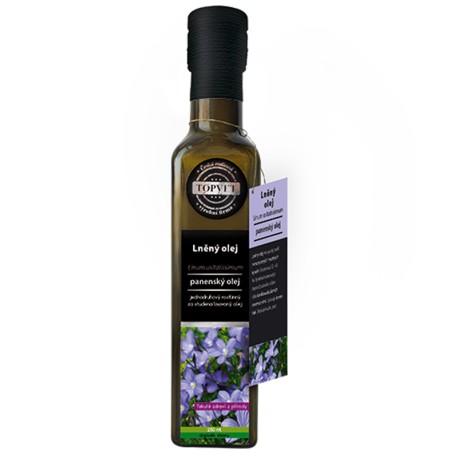 Linseed Oil - 250 ml (Linum usitatissimum)