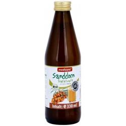 Bio-Sanddornsaft - 330 ml