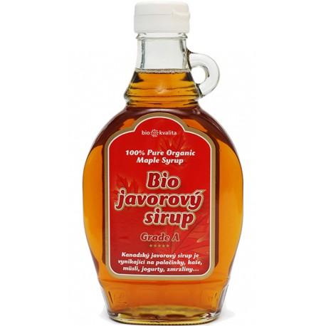 Maple syrup 100% Grade A BIO - 250 ml (333 g)