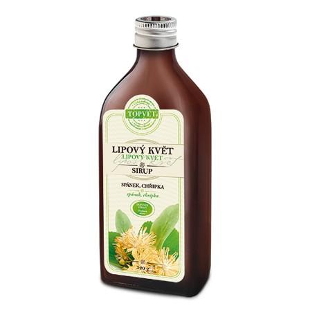 Lindenblüten Sirup - 320 g