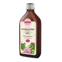 Milk Thistle syrup - 320 g