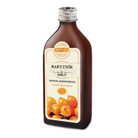 Sea Buckthorn syrup - 320 g