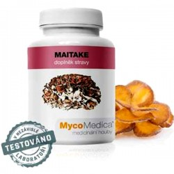 MAITAKE - Trsovnica lupeňovitá extrakt - 90 kapsúl