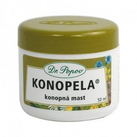 Konopná mast KONOPELA - 50 ml