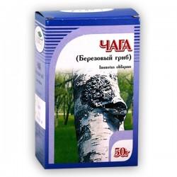 Chaga mushroom dried - 50g