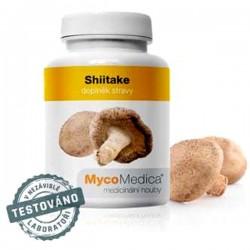 Shiitake extrakt - 90 kapslí